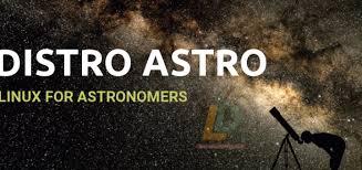 Distro Astro – Linux Distribution for Astronomy